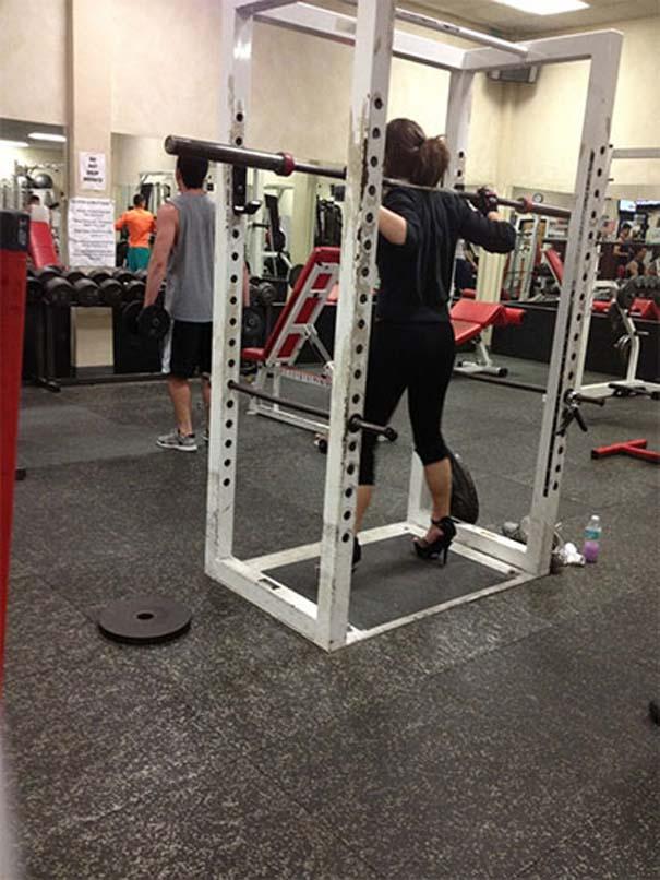 Απερίγραπτες στιγμές στο γυμναστήριο (16)