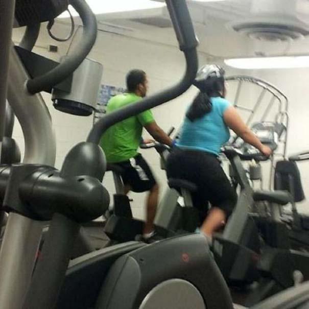 Απερίγραπτες στιγμές στο γυμναστήριο (17)