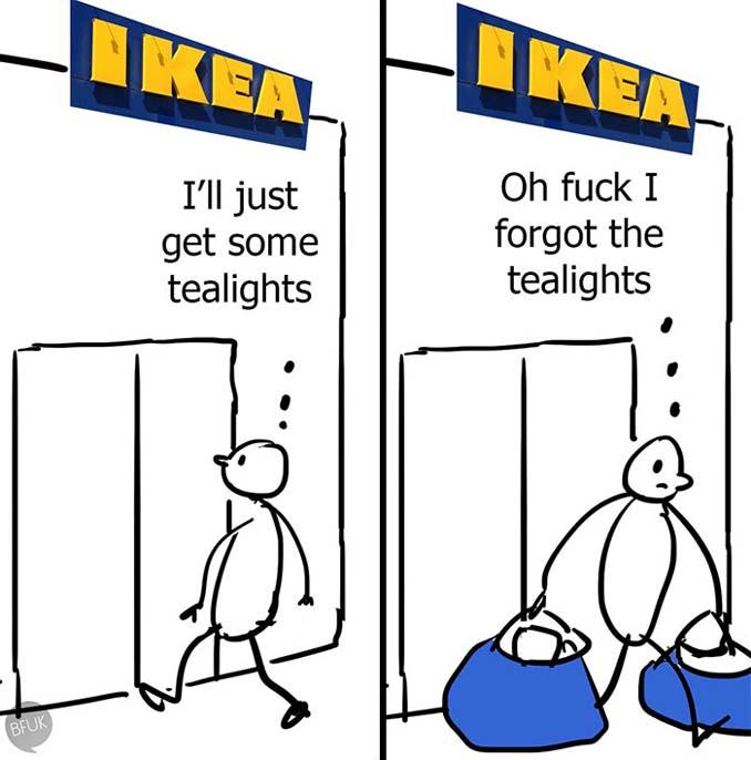 Αστεία που θα καταλάβεις μόνο αν πηγαίνεις συχνά στα ΙΚΕΑ (8)