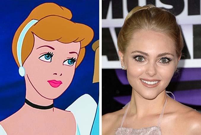 Διάσημοι που θυμίζουν έντονα χαρακτήρες της Disney (11)