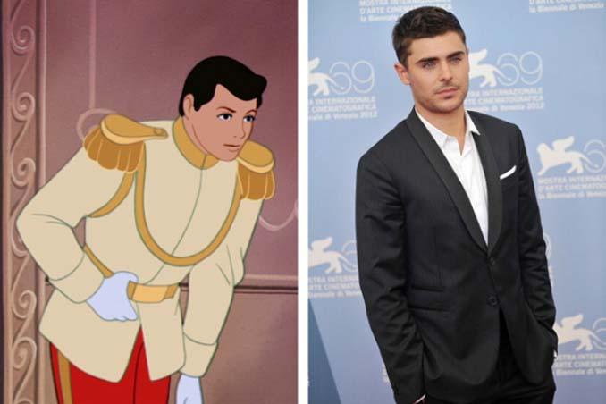 Διάσημοι που θυμίζουν έντονα χαρακτήρες της Disney (16)