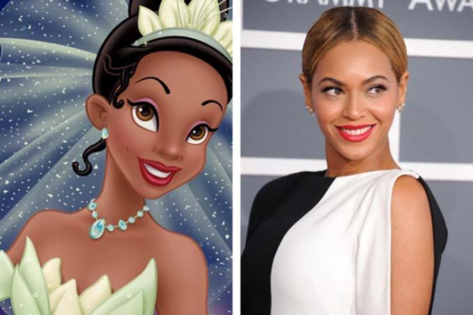 Διάσημοι που θυμίζουν έντονα χαρακτήρες της Disney (19)