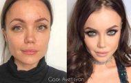 Εκπληκτικές περιπτώσεις γυναικών που μεταμορφώθηκαν με το μακιγιάζ