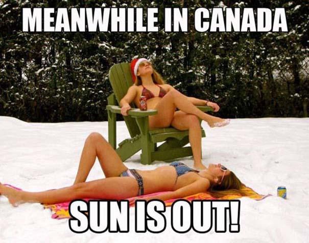 Εν τω μεταξύ, στον Καναδά... #20 (1)