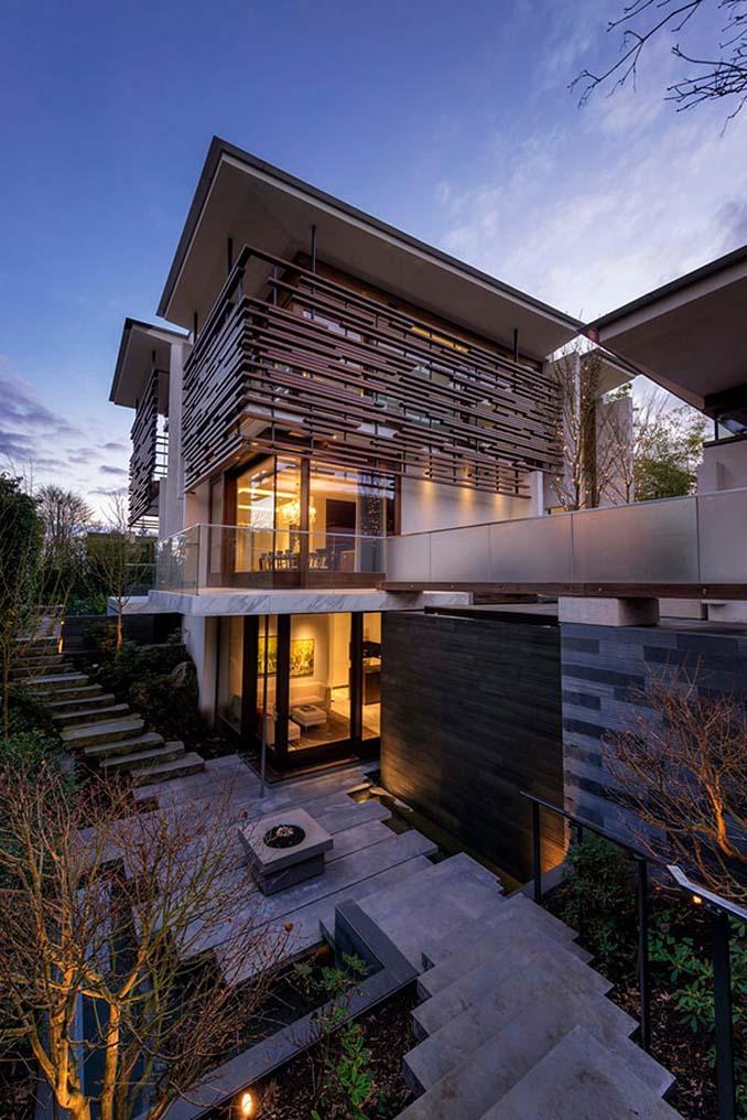 Εντυπωσιακό πλωτό σπίτι στο Βανκούβερ του Καναδά (12)