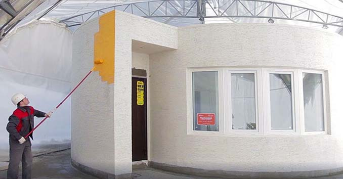 Εταιρεία κατασκεύασε σπίτι με 3D εκτύπωση μέσα σε 24 ώρες (4)