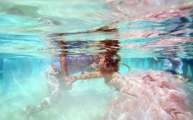 Γάμος στα κρυστάλλινα νερά της Καραϊβικής (3)