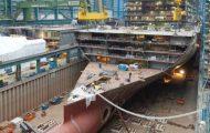 Κρουαζιερόπλοιο σε φάση κατασκευής (12)