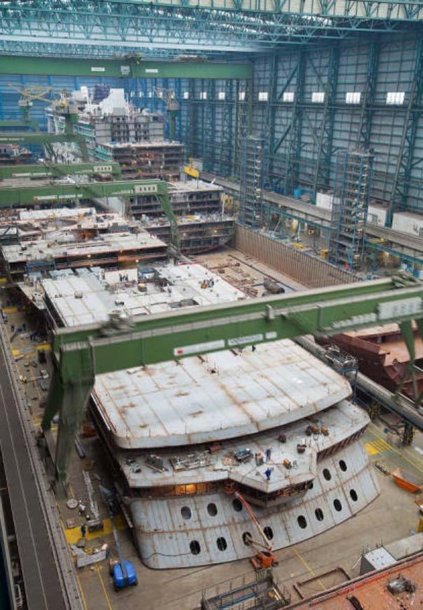 Κρουαζιερόπλοιο σε φάση κατασκευής (14)