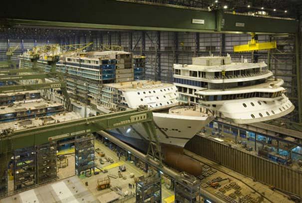 Κρουαζιερόπλοιο σε φάση κατασκευής (16)