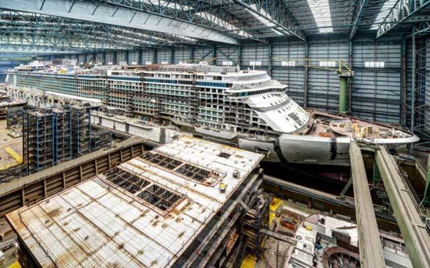 Κρουαζιερόπλοιο σε φάση κατασκευής (19)