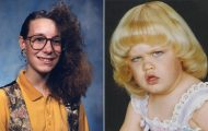 Κωμικοτραγικά παιδικά χτενίσματα από τις δεκαετίες του 80 και του 90