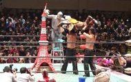 Κωμικοτραγικά στιγμιότυπα από τον θεότρελο κόσμο της πάλης στην Ιαπωνία (14)