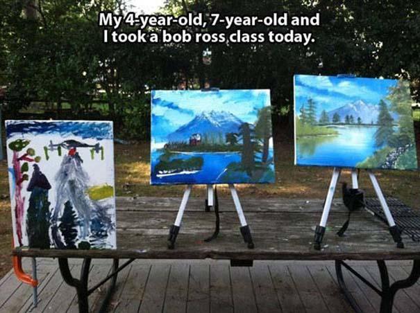 Μερικοί άνθρωποι δεν το έχουν και τόσο με την τέχνη... (5)