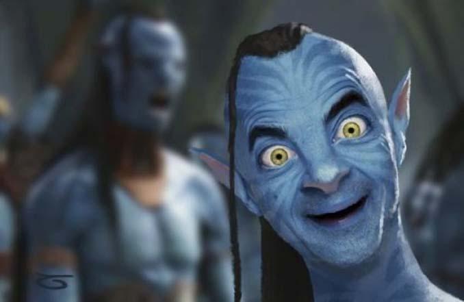 Ο Mr Bean πρωταγωνιστεί στις πιο ξεκαρδιστικές δημιουργίες με Photoshop (2)