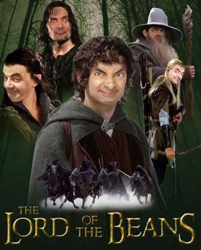 Ο Mr Bean πρωταγωνιστεί στις πιο ξεκαρδιστικές δημιουργίες με Photoshop (4)