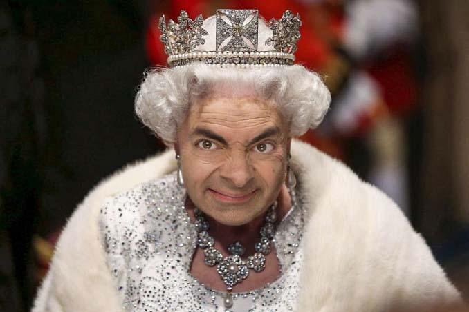 Ο Mr Bean πρωταγωνιστεί στις πιο ξεκαρδιστικές δημιουργίες με Photoshop (6)
