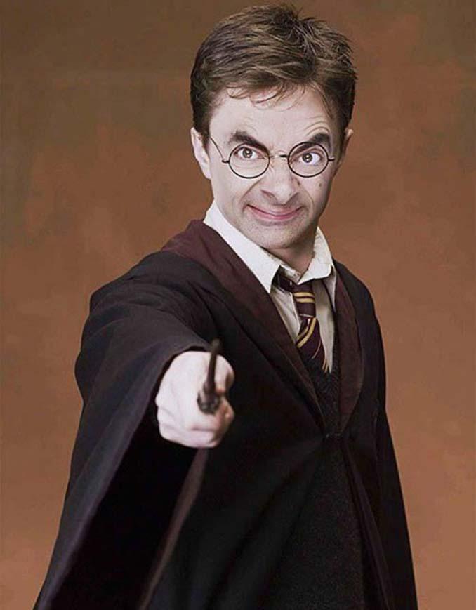 Ο Mr Bean πρωταγωνιστεί στις πιο ξεκαρδιστικές δημιουργίες με Photoshop (7)