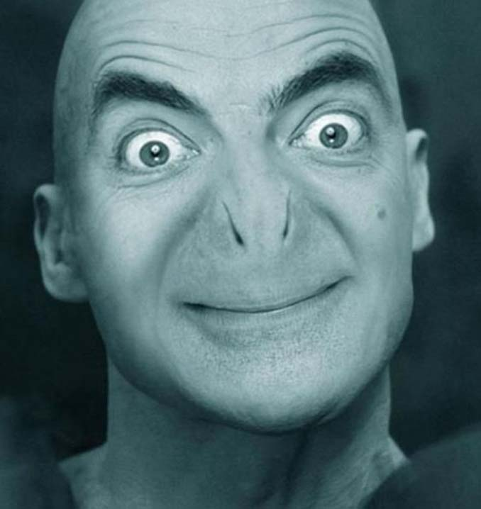 Ο Mr Bean πρωταγωνιστεί στις πιο ξεκαρδιστικές δημιουργίες με Photoshop (8)