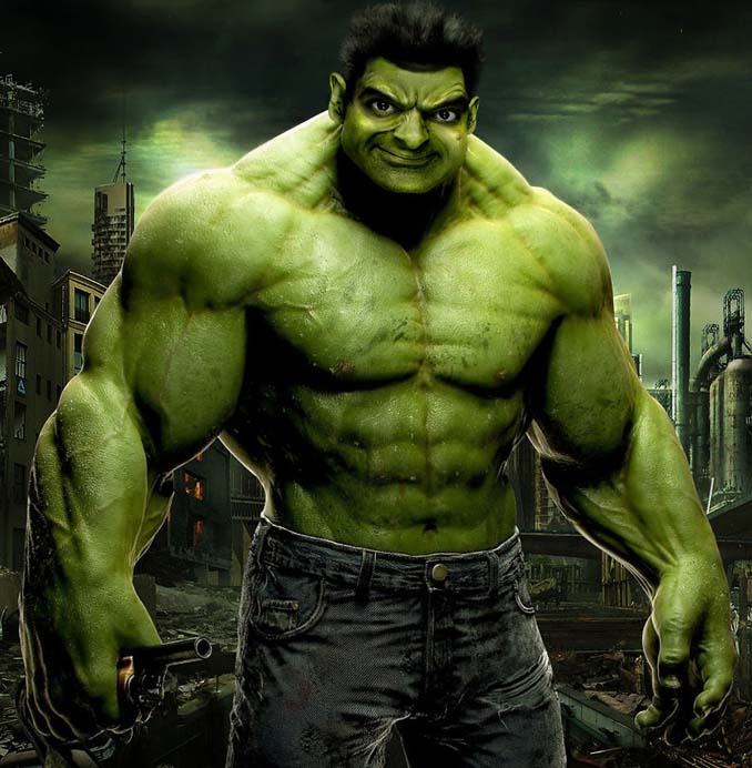 Ο Mr Bean πρωταγωνιστεί στις πιο ξεκαρδιστικές δημιουργίες με Photoshop (12)