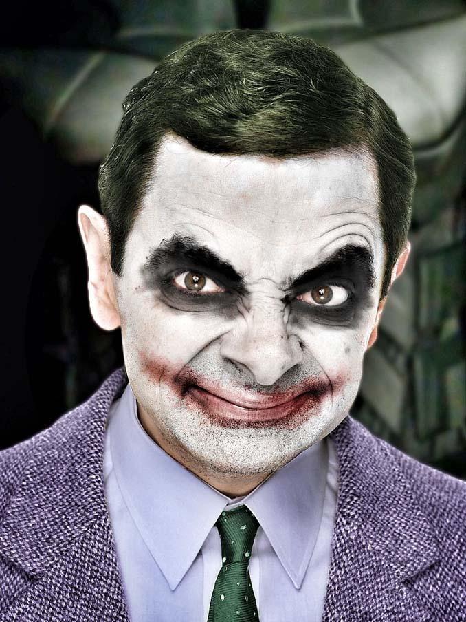 Ο Mr Bean πρωταγωνιστεί στις πιο ξεκαρδιστικές δημιουργίες με Photoshop (16)