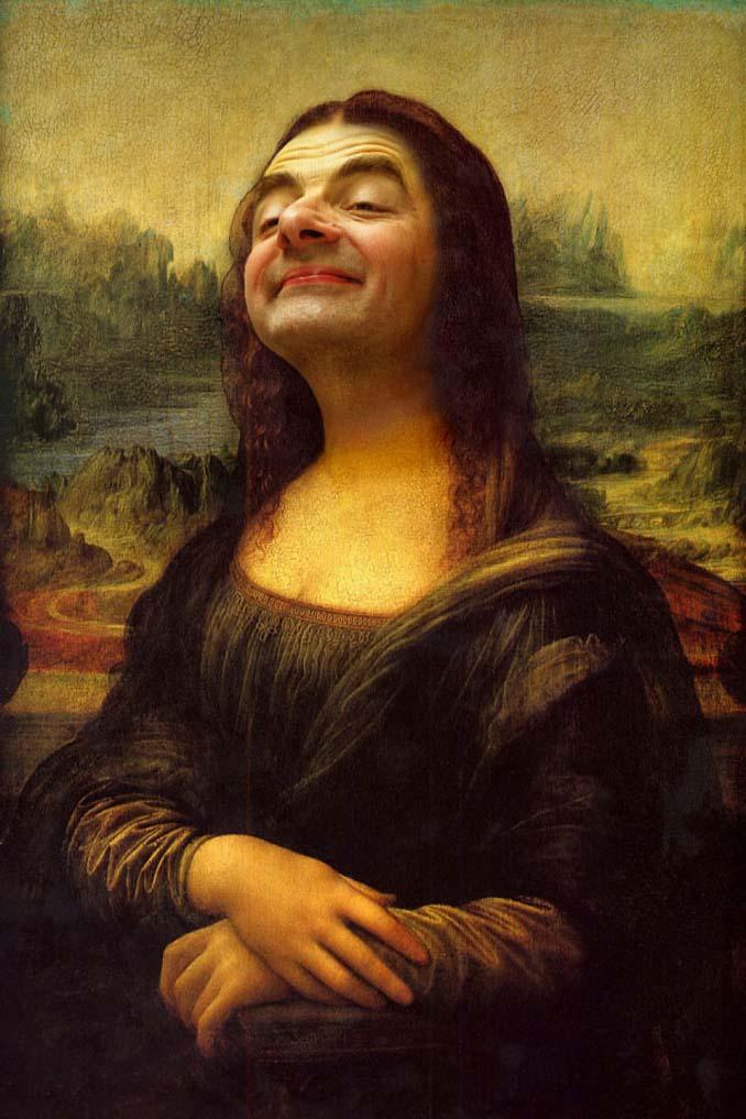 Ο Mr Bean πρωταγωνιστεί στις πιο ξεκαρδιστικές δημιουργίες με Photoshop (18)