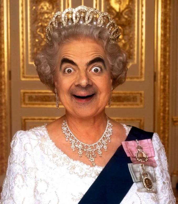 Ο Mr Bean πρωταγωνιστεί στις πιο ξεκαρδιστικές δημιουργίες με Photoshop (23)