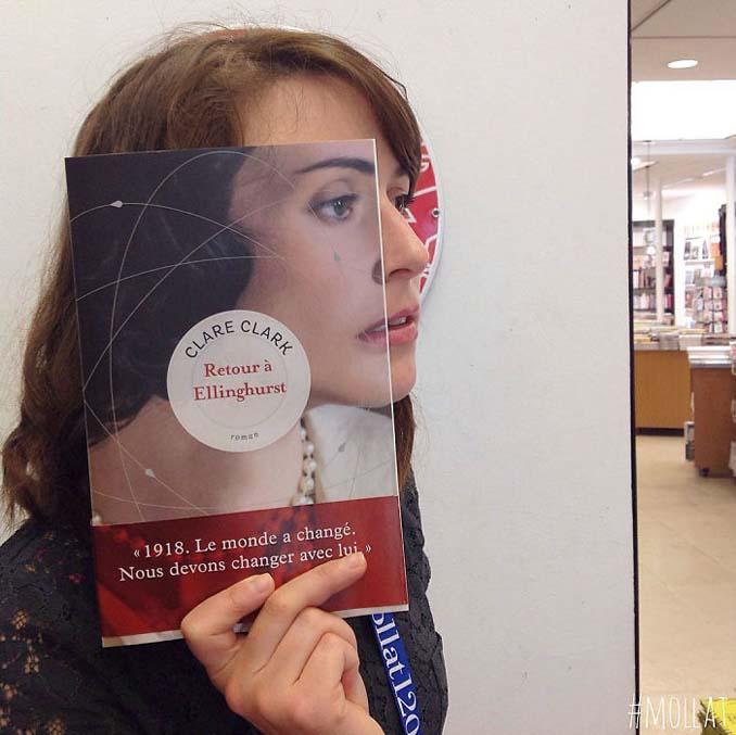Όταν οι εργαζόμενοι ενός βιβλιοπωλείου βαριούνται (23)