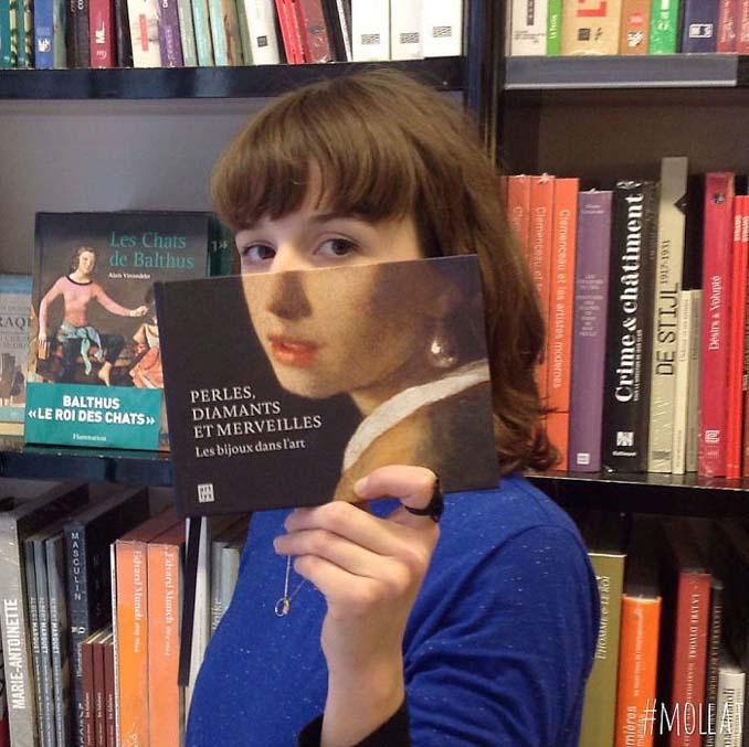 Όταν οι εργαζόμενοι ενός βιβλιοπωλείου βαριούνται (24)