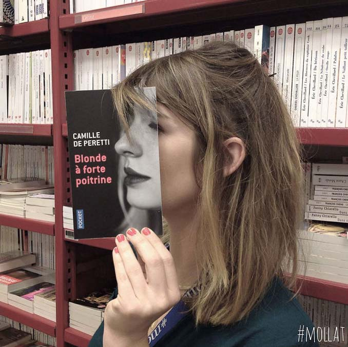 Όταν οι εργαζόμενοι ενός βιβλιοπωλείου βαριούνται (29)