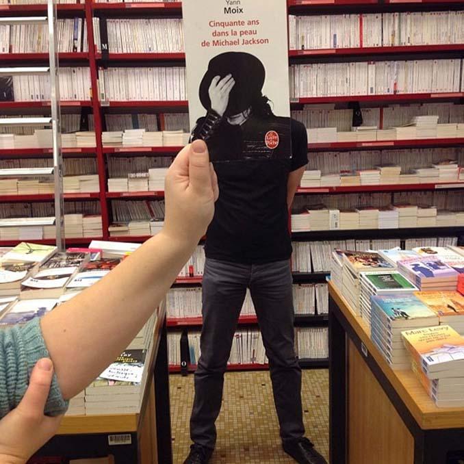 Όταν οι εργαζόμενοι ενός βιβλιοπωλείου βαριούνται (30)