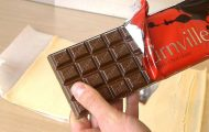 Πανεύκολο γλυκό με σφολιάτα και σοκολάτα