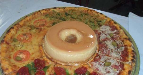 Περίεργες πίτσες που κάνουν τις απόψεις να διίστανται (1)