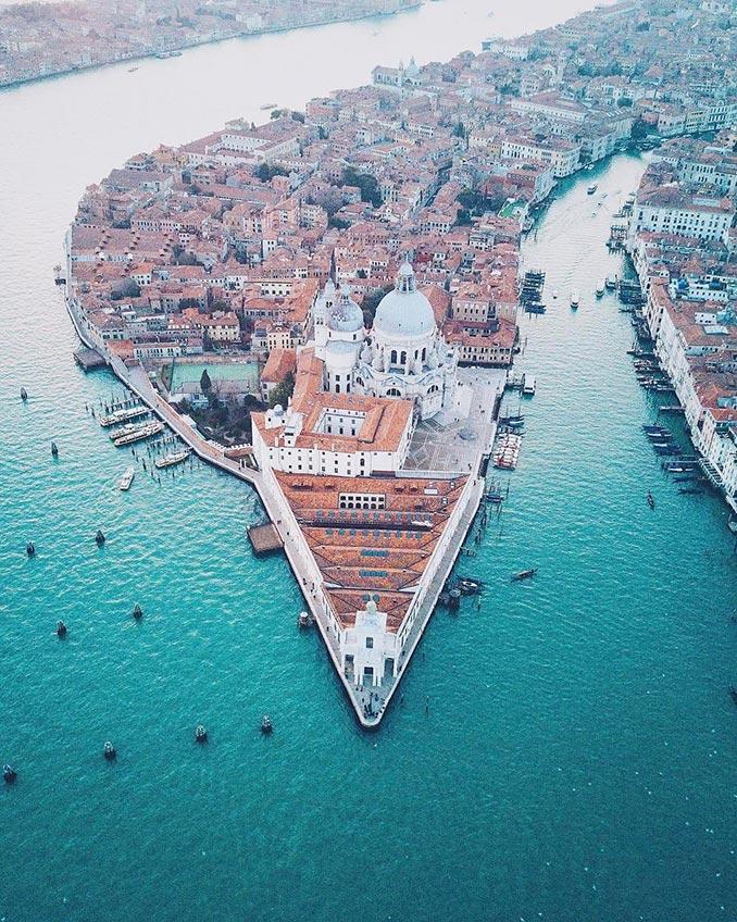 Η Βενετία από την οπτική ενός drone | Φωτογραφία της ημέρας