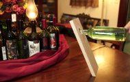 Πράγματα που μπορείτε να κάνετε με άδεια μπουκάλια κρασιού