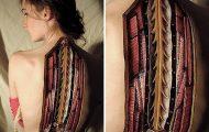 Ρεαλιστικά ανατομικά body painting αποκαλύπτουν τις δομές κάτω από το δέρμα μας