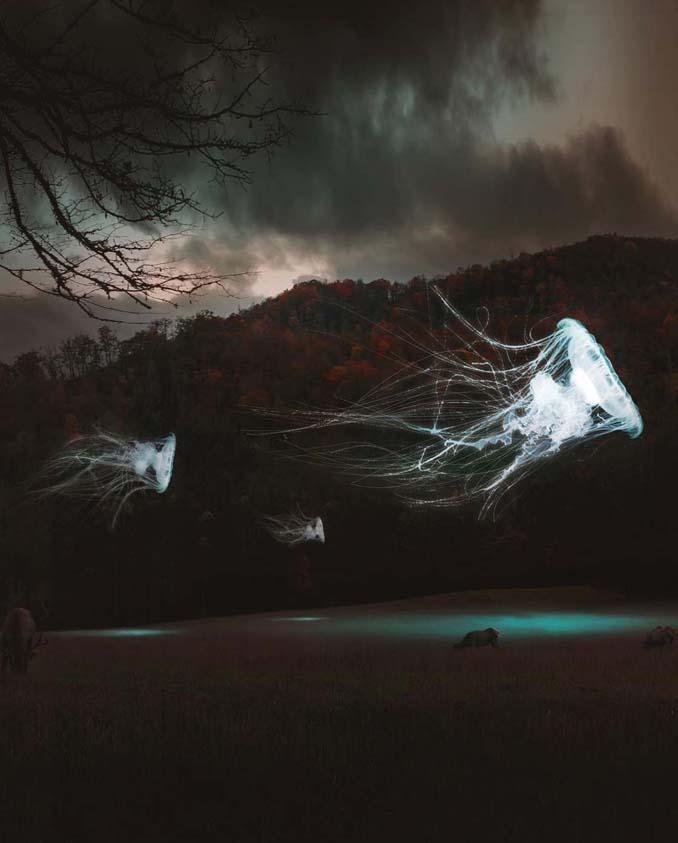 Τα σουρεαλιστικά και γεμάτα φαντασία φωτομοντάζ ενός ταλαντούχου καλλιτέχνη (9)