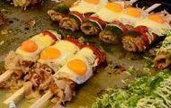 Street food στην Ιαπωνία