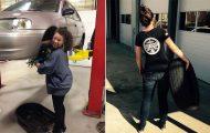 Συνεργείο αυτοκινήτων αποκλειστικά για γυναίκες συνδυάζει το σέρβις με υπηρεσίες ομορφιάς