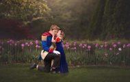 13χρονος κάνει έκπληξη στην 5χρονη αδερφή του με μία φωτογράφιση Disney (2)