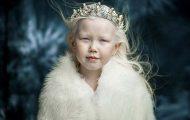8χρονη Χιονάτη της Σιβηρίας (1)