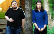 9 απίστευτοι τύποι που έχασαν πολλά κιλά και έγιναν αγνώριστοι