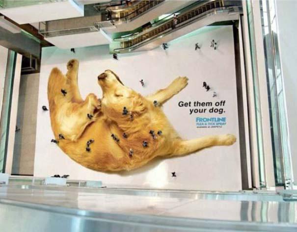 Διαφημίσεις που βρήκαν τον τρόπο να τραβήξουν την προσοχή (4)
