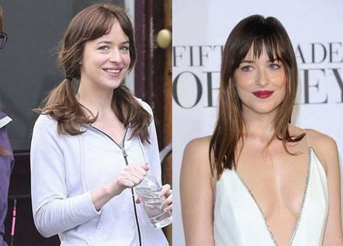 Διάσημες γυναίκες στην καθημερινότητα vs εμφανίσεις τους στο κόκκινο χαλί (3)