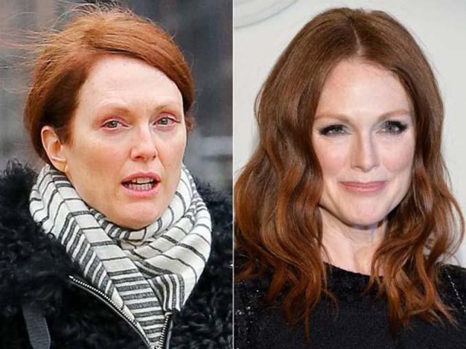 Διάσημες γυναίκες στην καθημερινότητα vs εμφανίσεις τους στο κόκκινο χαλί (4)