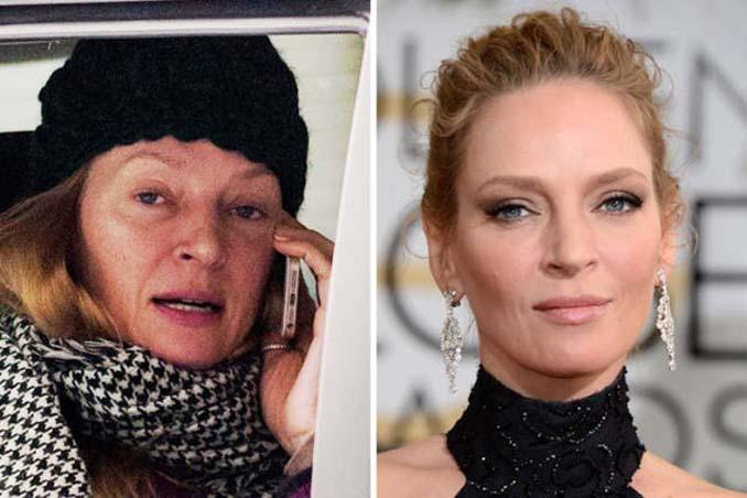 Διάσημες γυναίκες στην καθημερινότητα vs εμφανίσεις τους στο κόκκινο χαλί (5)