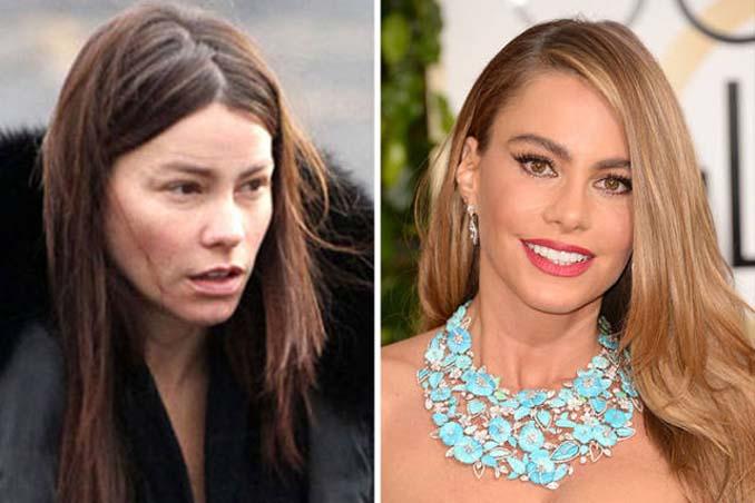 Διάσημες γυναίκες στην καθημερινότητα vs εμφανίσεις τους στο κόκκινο χαλί (9)
