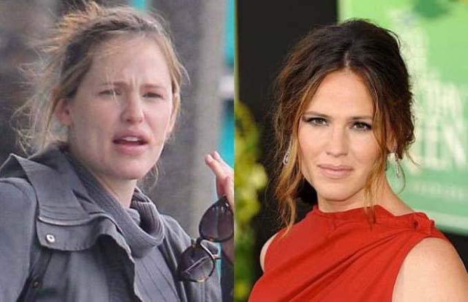 Διάσημες γυναίκες στην καθημερινότητα vs εμφανίσεις τους στο κόκκινο χαλί (12)