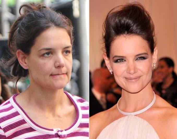 Διάσημες γυναίκες στην καθημερινότητα vs εμφανίσεις τους στο κόκκινο χαλί (15)