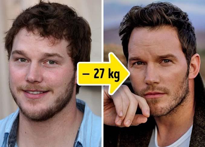 Διάσημοι που εντυπωσίασαν χάνοντας δεκάδες περιττά κιλά (3)